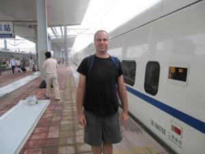 רכבות בסין