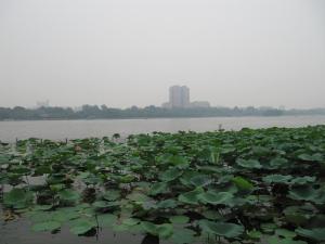 ג'ינאן - Da Ming Lake