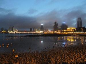 צ'ינדאו - Zhanqiao Pier