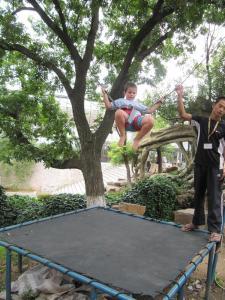 צ'ינדאו -  Shilaoren Garden