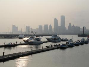 צ'ינדאו - Boat Show