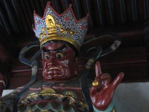 צ'ינדאו - Zhanshan Temple