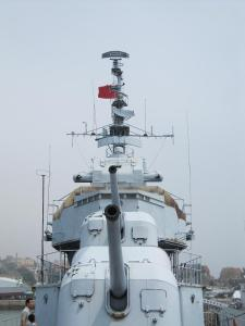 צ'ינדאו - Navy Museum