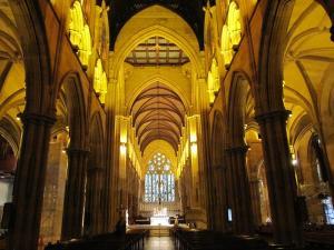 סידני - St. Mary's Cathedral