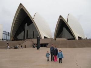 סידני - בית האופרה
