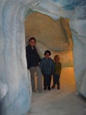 מרכז אנטארקטיקה