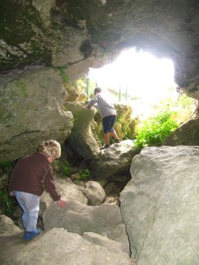 Clifden Caves