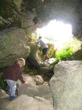 Clifden Caves