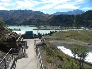 סכרים להפקת חשמל בניו זילנד