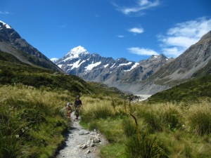 הר קוק ניו זילנד