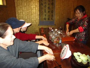 טקס תה סיני