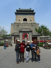 מגדל הפעמון והתוף