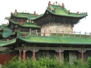 Bogd Khaan Palace