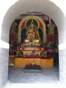 Temple of the Five Pagodas