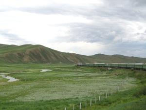 הרכבת הטרנס מונגולית