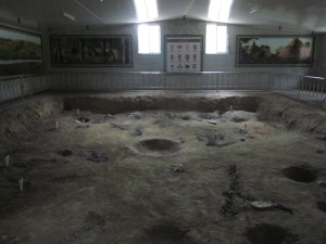 Xinle Relics