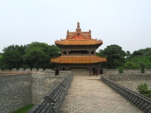 Zhaoling Tomb
